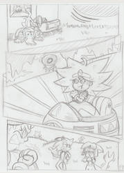 Sonic Legacy pencils - 1-17 by Sea-Salt