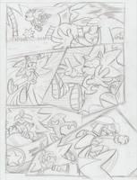 Sonic Legacy pencils - 1-20 by Sea-Salt