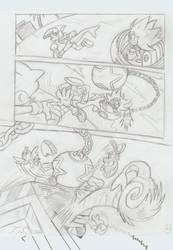 Sonic Legacy pencils - 1-21 by Sea-Salt