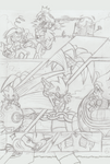 Sonic Legacy pencils - 1-22 by Sea-Salt