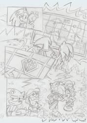 Sonic Legacy pencils - 1-24 by Sea-Salt