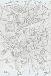 Sonic Legacy pencils - 1-25 by Sea-Salt