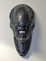 Alien Human Hybrid by Darkwall