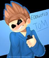 Eddsworld Tom by NekoSugarStar