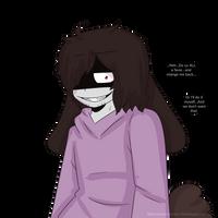 Human Jack....Is scary by NekoSugarStar