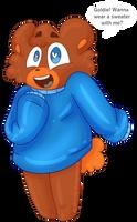 Sweater Toy Fred by NekoSugarStar
