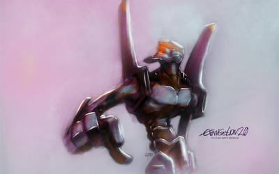 Evangelion 2.0 you can _not... by V-nom