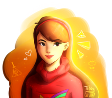 || Mabel Pines || by TabbyCat0066