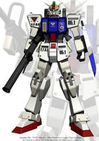 Gundam RX-79 G by KYPMbangi