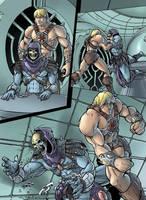 Dark He-Man by Killersha