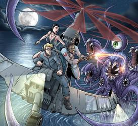 Ghostbusters 54 by Killersha