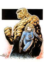 Fantastic Four by Killersha