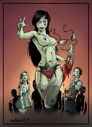 Zombie Tramp by Killersha