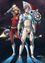 Captain Future 5 by Killersha