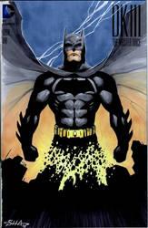 Batman Blank Cover by Killersha