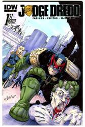 Judge Dredd by Killersha