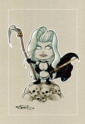 Lady Death 3 by Killersha