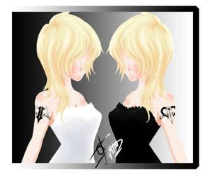 namine's mirror by kelogsloops