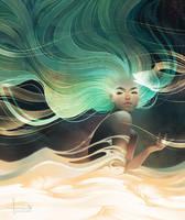Aurorae by kelogsloops
