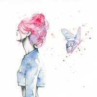 flutter by kelogsloops