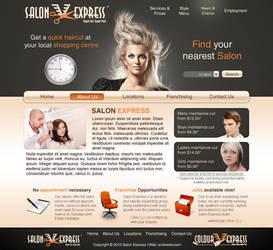 Hair Saloon by LayoutWorkshop