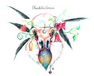 Condor by chinchillacosmica