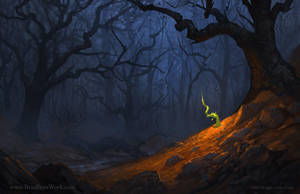 Dead Forest - DnD 5th Edition by whatyoumaydo