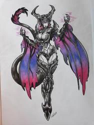 Morgana Ref by Seeker-Of-Secrets