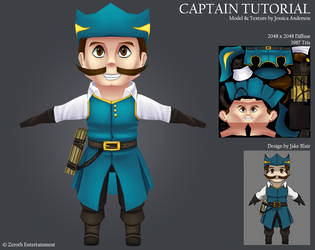 Captain Tutorial by PadawanLinea