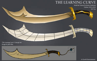 Captain Tutorial's Weapon: The Learning Curve by PadawanLinea