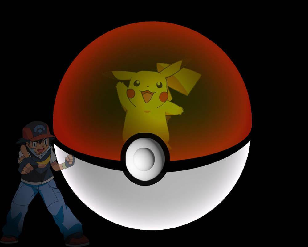 Pokemon Desktop by Djsuperhero