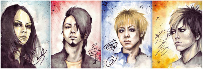 MUCC 2011 by sushihase