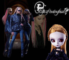 Style of babyface' banner by osmanassem