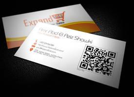 ExpandCart BusinessCard by osmanassem