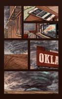 Oklahoma by Simkaye