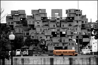 Habitat 67 by Fotogenix