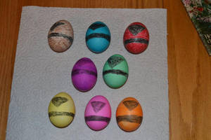 Photo Easter Eggs 1 by catdragon4