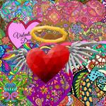 February Art. Day 14: So Many Ways To Show Love. by catdragon4