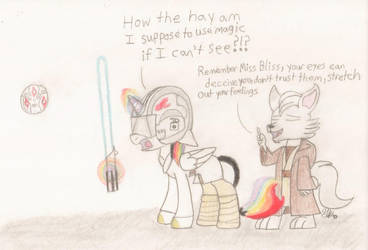 Use the force Bliss by BrogarArts
