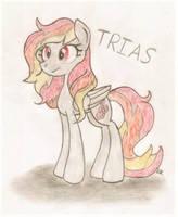 Trias (Brony Musician) by BrogarArts