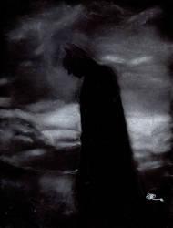 Batman Begins by BrogarArts