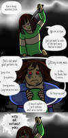 Sondertale: Prologue - Part 5 by Xedramon