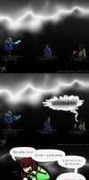 Sondertale: Prologue - Part 6 by Xedramon