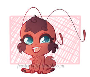Tikki by frostedpuffs