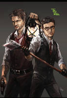 the evil within by Lhax