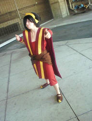 Toph. by NiaNomster