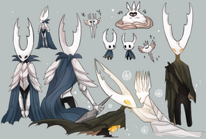 Hollow knight by yubi03