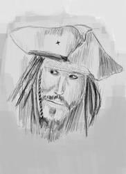 Jack Sparrow by Abufari