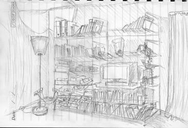 sketch 1 by Abufari