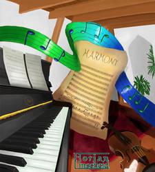 Harmony by Abufari